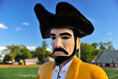 Homecoming Parade & Football Game:  October 17, 2014