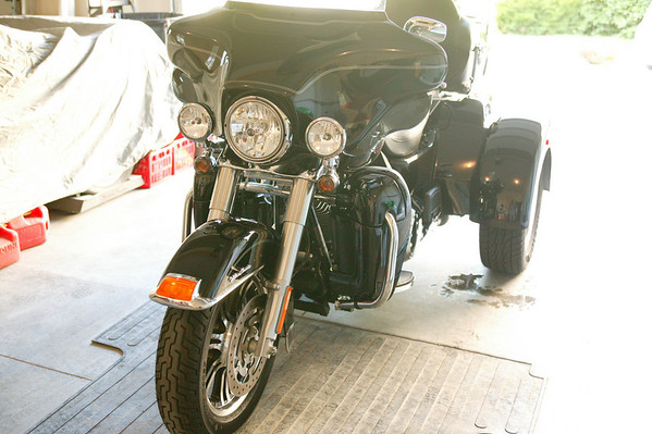 2010 Harley Davidson Trike