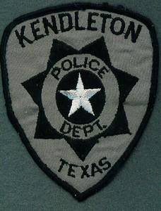 Kendelton Police
