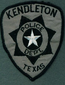 Kendelton Police (defunct)