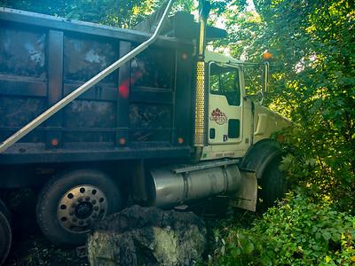 9-29-18 MVA With Injuries, Bear Mountain Bridge Road