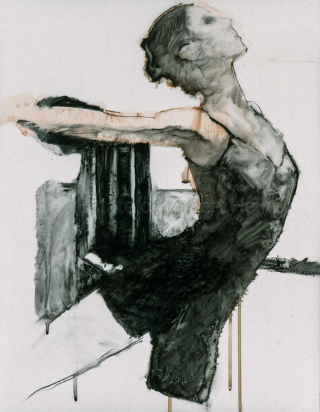 Dancer in Rehearsal (1997)