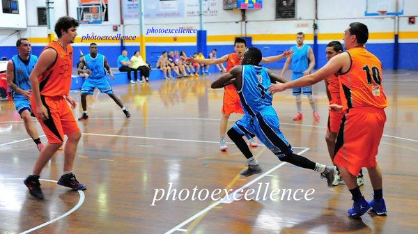 South Sydney Wolves vs Hoops Academy