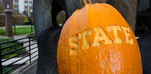 ISU Pumpkins