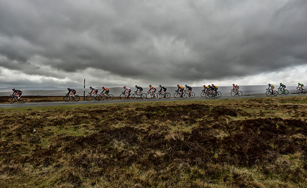 TOUR OF THE RESERVOIR APRIL 12TH STAGE 1