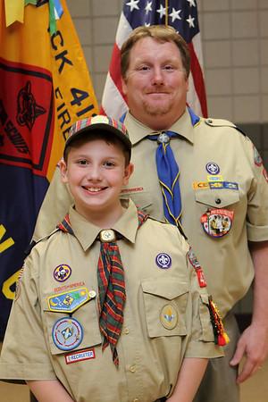 Cub Scout Pack 412 Annual Photos - Dec 09