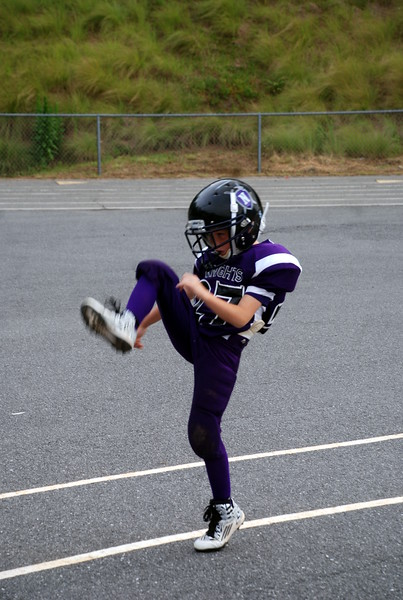 North Henderson Youth Football 2015