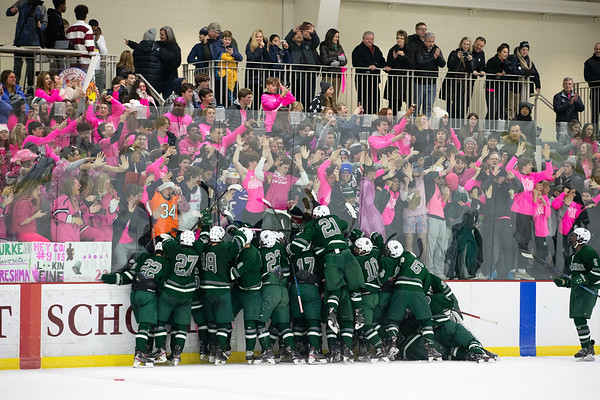 2019 Pink Out Game–Berkshire vs. Taft