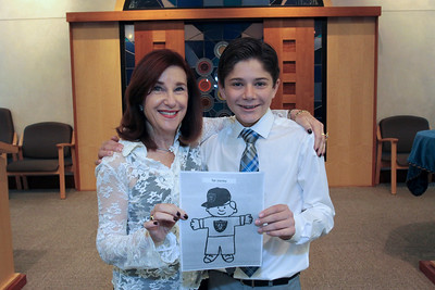 Zach's Bar Mitzvah Photos