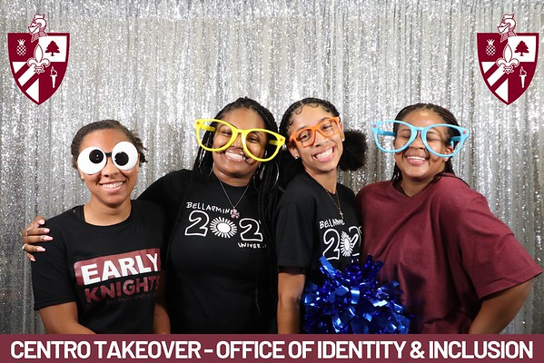 Centro Takeover - Bellarmine University Office of Identity & Inclusion