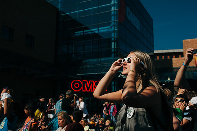 2017 - Eclipse at OMSI