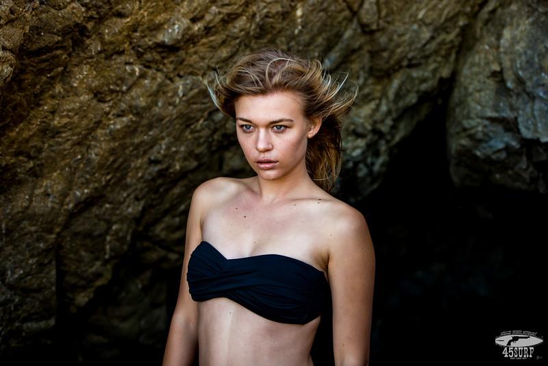 Nikon D800E Beautiful Blond Swimsuit Bikini Model Goddess!  Nikon AF-S NIKKOR 70-200mm f/2.8G ED VR II Lens!
