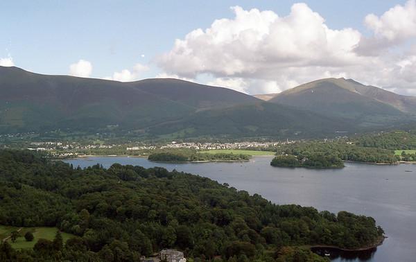2000-08-28 Lake District Hike