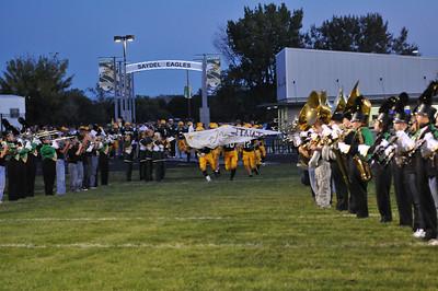 Varsity Football - DCG 2010