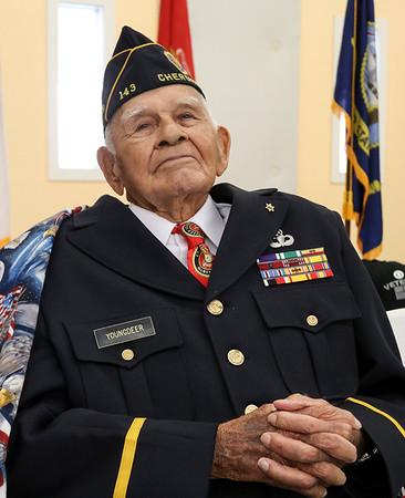 Veteran's Day Celebration 11-11-17