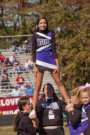 WAA Junior Cheer 10-17-15