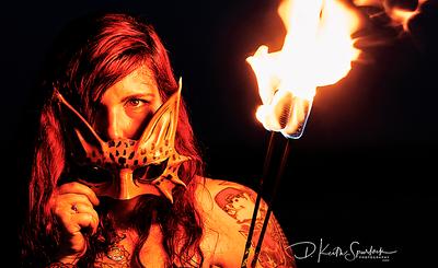Jessica Fire Dancer 2019