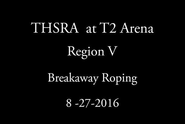 Saturday 'Breakaway Roping'