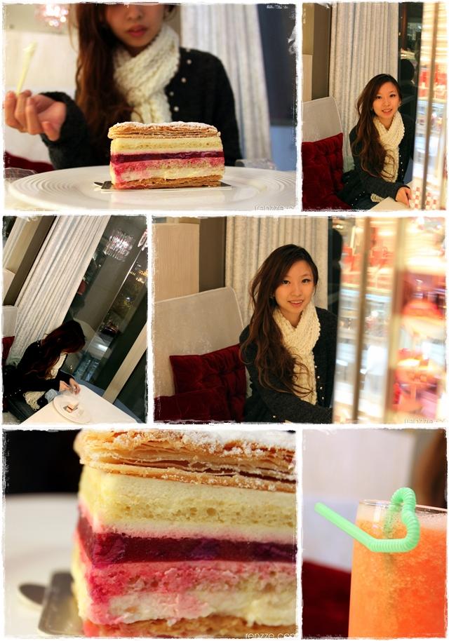 Cravings for western pastries in Shanghai…
