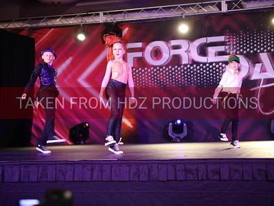 FORCE DANCE TOUR