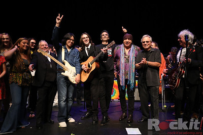 Rockit Live Foundation 2018 Special guests and gala Two River Theater 8/9/18
