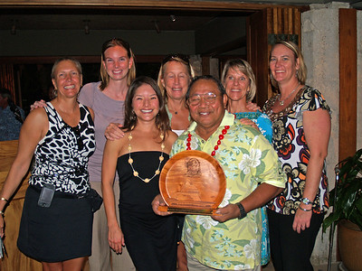 2011 OCC Aloha Party 3-7-2011