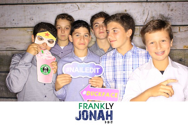 Jonah's Bar Mitzvah