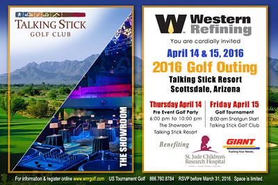 2016 Western Refining Golf Tournament