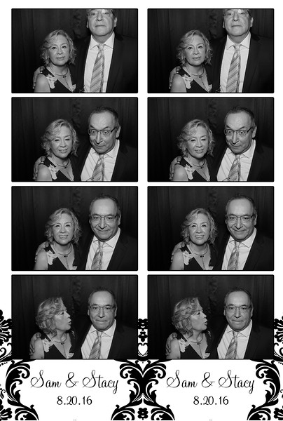 Sam and Stacy's Wedding- August 20, 2016
