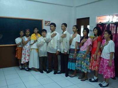 St. Francis Cainta Choir SY 2011-2012