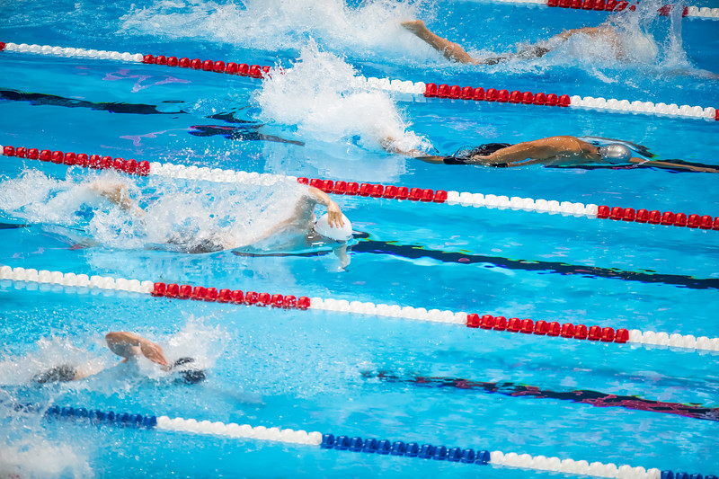 The 2016 Olympic Trials for swimming take place in Omaha, Nebraska, on Friday, July 1, 2016. Photo/Shanda Crowe- Bold Action Media