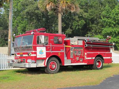Updated 6/18: South Carolina Fire Apparatus