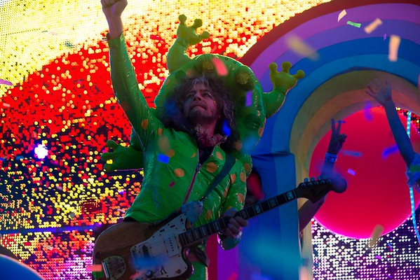 Flaming Lips - Nelsonville Music Festival 2015