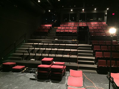 Theatre B Renovation-2017