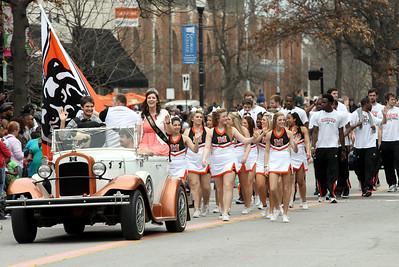 2013 Cherry Blossom Parade March