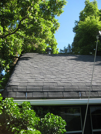 Pictures of the roof