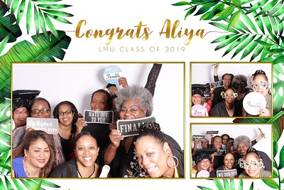Aliya's Graduation Party 6/1/19