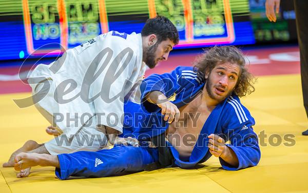 2018 European Judo Championship-Day 2