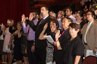 Inauguration Week: Naturalization Ceremony