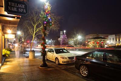 Chagrin Falls Holiday Lights - Dec. 13 2014