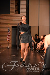 McCallum High School Fashion Show