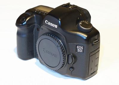 SOLD: Canon 5d for sale - NZ - April2009