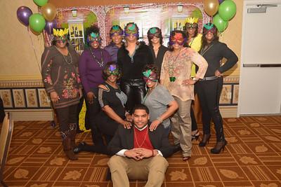 Mardi Gras Carnival Benefit for Beau Darvin Batiste March 1, 2014