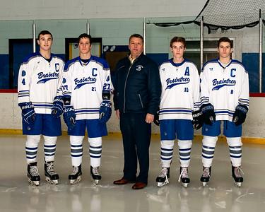 BHS Boys Hockey Team Photos