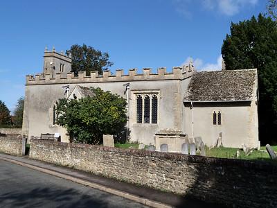 Charney Bassett (1 Church)