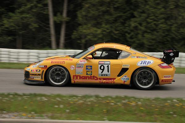 Porsche at Speed