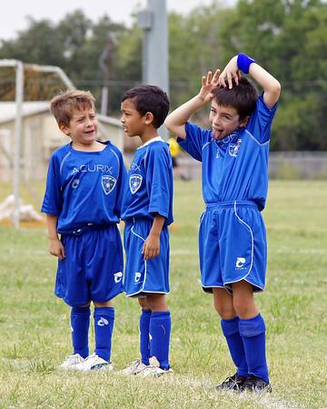 Dragon Soccer Fall 2012