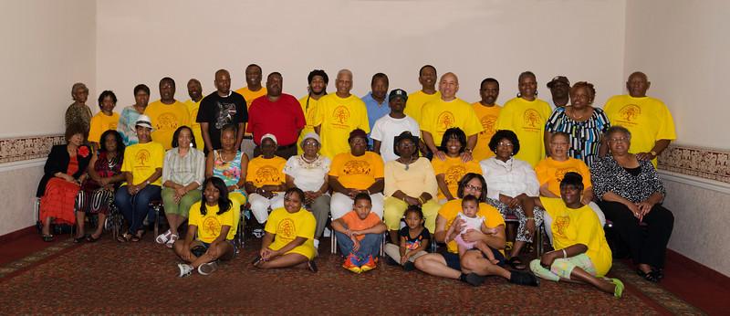 THOMPSON ,WATSON & WILLIAMS FAMILY REUNION 2013