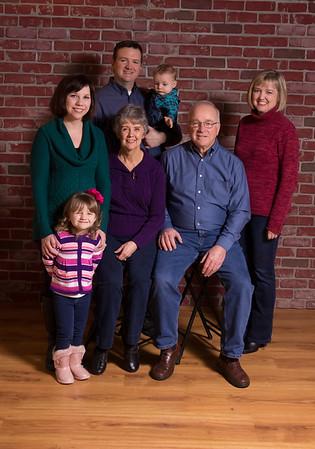 Swank Family