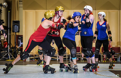 2016-03-05 WWS: I-5 Rollergirls v Angel City Juniors